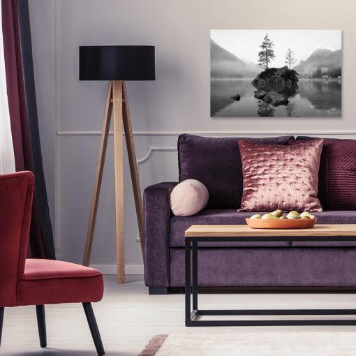 Obraz do sypialni - Jezioro Hintersee