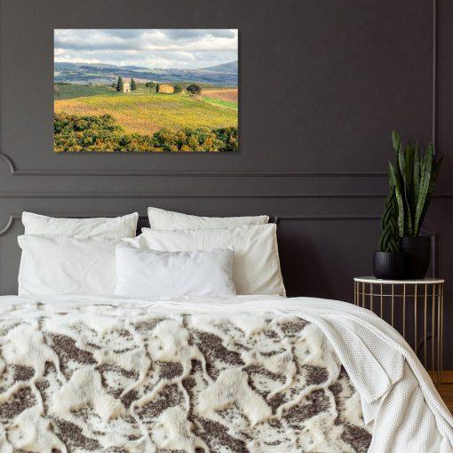 Obraz z widokiem na Chapel Vitaleta do sypialni