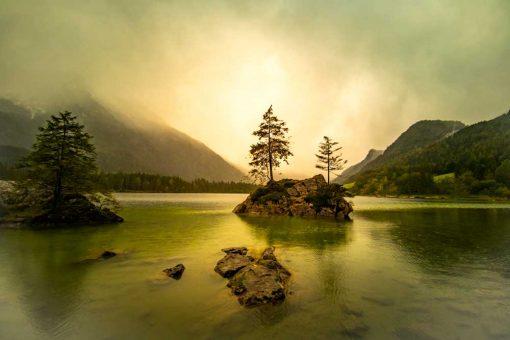 Obraz - Jezioro Untreusee