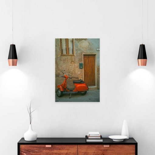 Obraz włoski jednoślad Plaggio