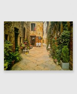 Obraz z perłą Toskanii