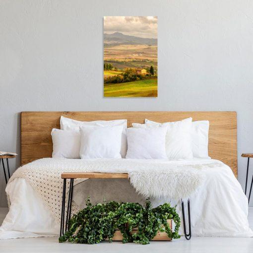 Obraz z pejzażem do dekoracji salonu