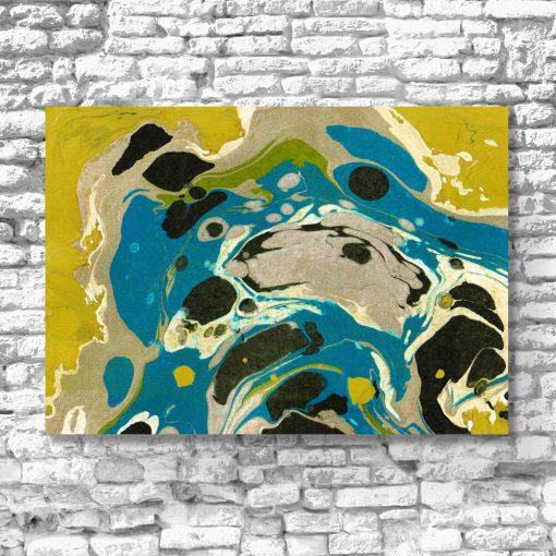 Abstrakcja - Obraz do sypialni