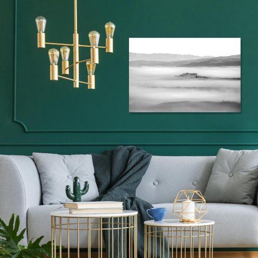 Obraz z pięknym krajobrazem do salonu