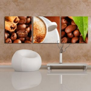 Obraz z motywem kawy