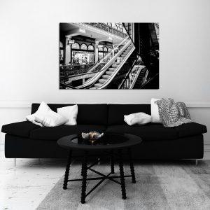 Obrazy w stylu loftowym
